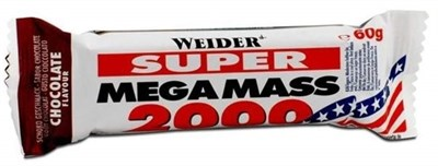 Weider - Super Mega Mass 2000 Bar (60гр) - фото 4855