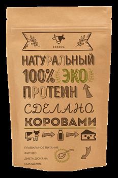 Korova - Натуральный 100% ЭКО Протеин (600 гр) - фото 4865