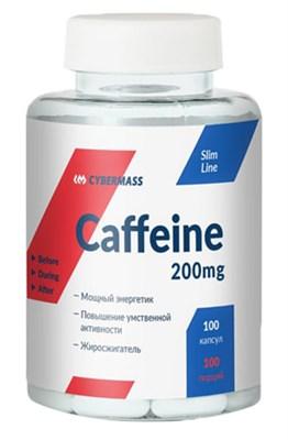 CyberMass - Caffeine 200mg (100капс) - фото 4899