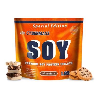 CyberMass - Soy Protein (840гр) - фото 4918