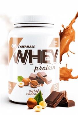 CyberMass - Whey Protein (908гр) - фото 4925