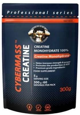 CyberMass - Creatine (300гр) - фото 4931