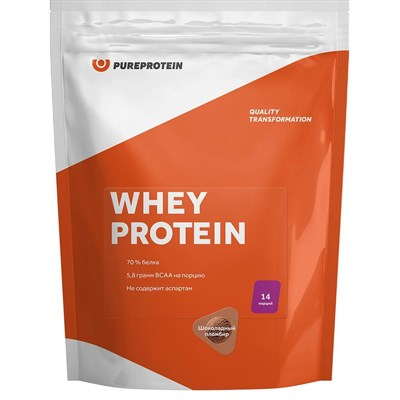 PureProtein - Whey Protein (420гр) - фото 4955