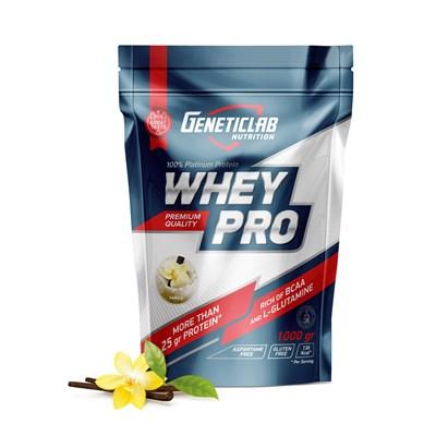 GeneticLab Nutrition - Whey PRO (1000гр) - фото 4958