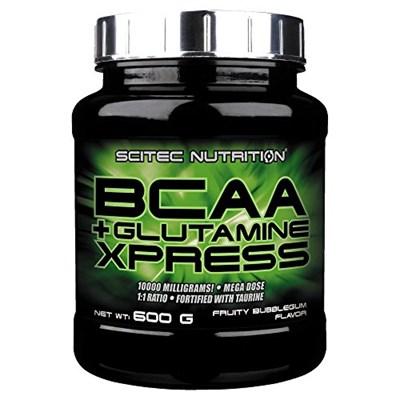 Scitec Nutrition BCAA + Glutamine Xpress (600гр) - фото 4969