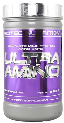 Scitec Nutrition Ultra Amino (1000капс) - фото 5012