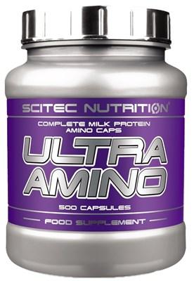 Scitec Nutrition Ultra Amino (500капс) - фото 5014