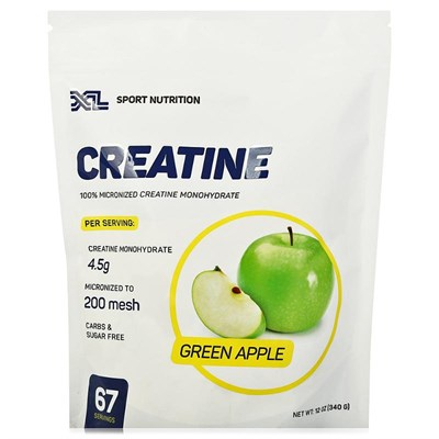 XL Sport Nutrition Creatine (340гр) - фото 5017
