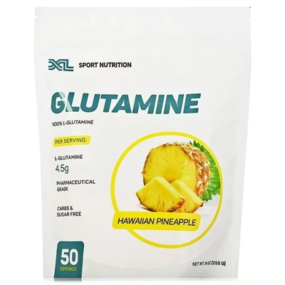 XL Sport Nutrition Glutamine (255гр) - фото 5018