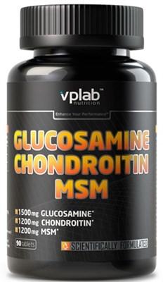 VP Laboratory Glucosamine & Chondroitin MSM (90таб) - фото 5019