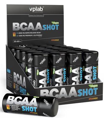 VP Laboratory BCAA Shot (20x60мл) - фото 5026