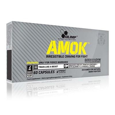 Olimp Amok (60капс) - фото 5027