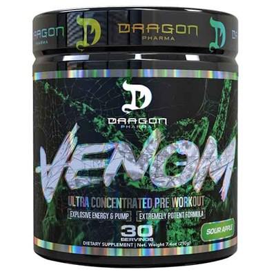 DragonPharmaLabs - Venom (30порций) - фото 5028