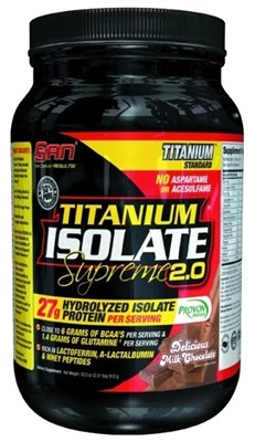 SAN Titanium Isolate Supreme (908гр) - фото 5052