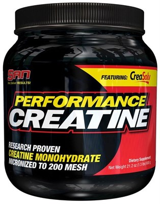 SAN Performance Creatine (600гр) - фото 5054