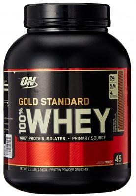 Optimum Nutrition 100 % Whey Gold Standard (1500гр) - фото 5072