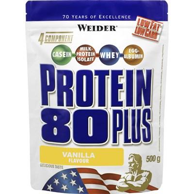 Weider Protein 80 Plus (500гр) - фото 5073