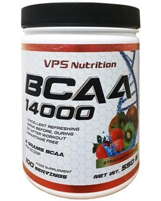 VPS Nutrition  BCAA 14000 (550гр) - фото 5076