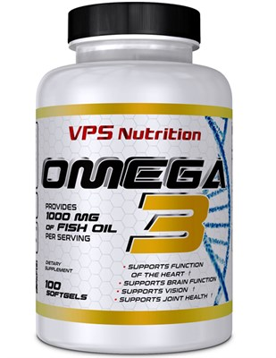 VPS Nutrition Omega 3 (100капс) - фото 5079