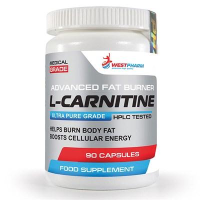 WESTPHARM L-Carnitine 500mg (90капс) - фото 5103