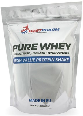 WESTPHARM Pure Whey Isolate 85 (454гр) - фото 5107