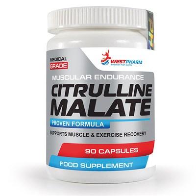 WESTPHARM Citrulline Malate 500mg (90капс) - фото 5126