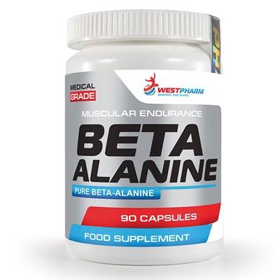 WESTPHARM Beta Alanine 500mg (90капс) - фото 5129