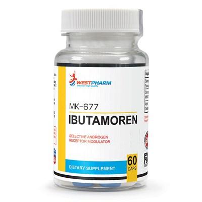 WESTPHARM - Ibutamoren (MK-677) 15мг (60капс) - фото 5158