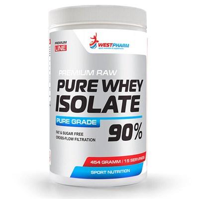 WESTPHARM Pure Whey Isolate 90% (454g) - фото 5162
