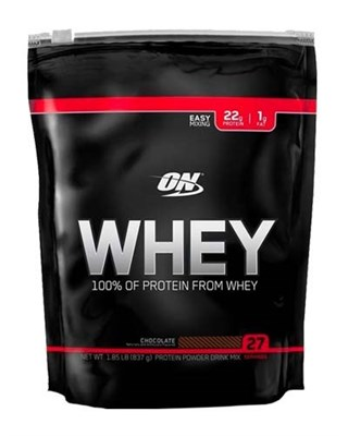 Optimum Nutrition - Whey Powder (837гр) - фото 5166