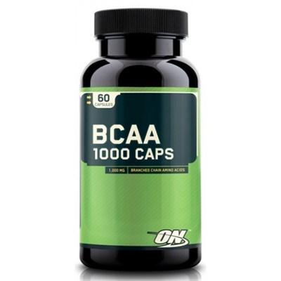 Optimum Nutrition BCAA 1000 (60капс) - фото 5173