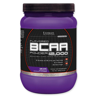 Ultimate Nutrition BCAA 12000 Powder (228гр) - фото 5175