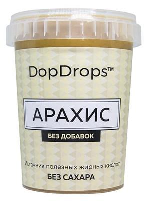 DopDrops Паста Арахис (без добавок) (1000гр) - фото 5183