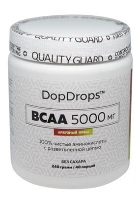 DopDrops BCAA 5000мг (240гр) - фото 5184