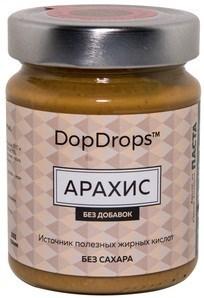 DopDrops Паста Арахис стекло (без добавок) (265гр) - фото 5217