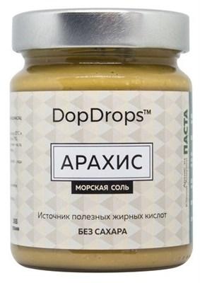 DopDrops Паста Арахис стекло (морская соль) (265гр) - фото 5220