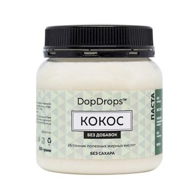 DopDrops Паста Кокос (без добавок) (250гр) - фото 5232