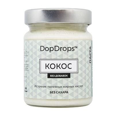 DopDrops Паста Кокос стекло (без добавок) (265гр) - фото 5239