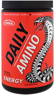 Cobra Labs Daily Amino (255гр) - фото 5301