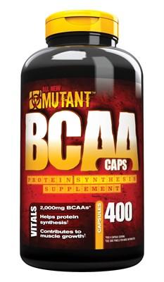 Mutant - BCAA (400капс) - фото 5304