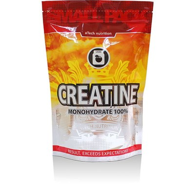 aTech Nutrition - Creatine Monohydrate 100% (300гр) - фото 5323