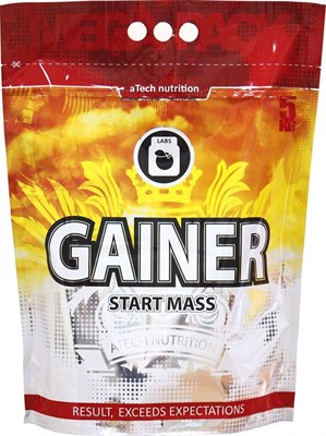 aTech Nutrition - Start Mass Gainer (5000гр) - фото 5341