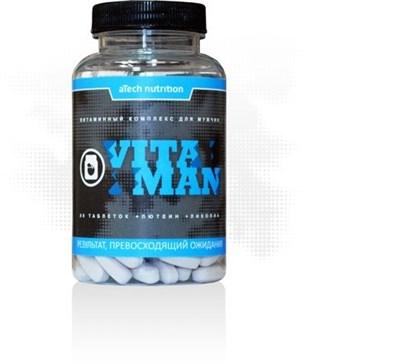 aTech Nutrition Vita Man (90таб) - фото 5342