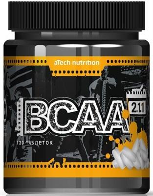 aTech Nutrition BCAA 2.1.1 (120таб) - фото 5350