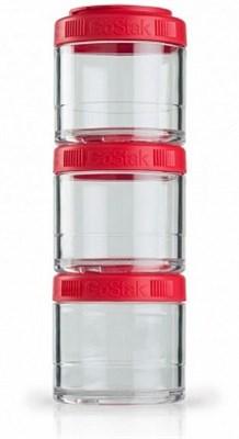 BlenderBottle - GoStak 100мл (3 контейнера) - фото 5364