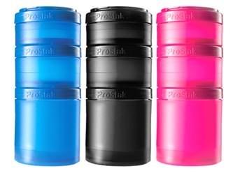 BlenderBottle - ProStak Expansion Pak Full Color (3 контейнера) - фото 5378