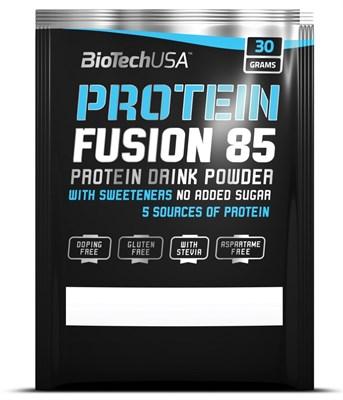 BioTech USA Protein Fusion 85 (1 порция) пробник - фото 5421