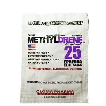 Cloma Pharma - Methyldrene Elite (1 порция) пробник - фото 5429