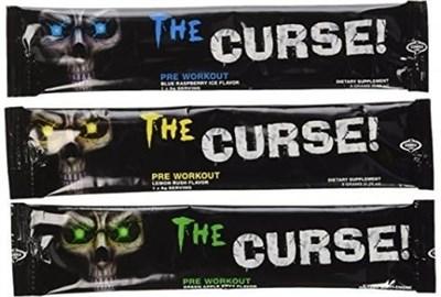Cobra Labs The Curse (1 порция) пробник - фото 5434