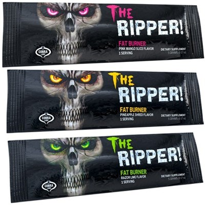 Cobra Labs The Ripper (1 порция) пробник - фото 5435